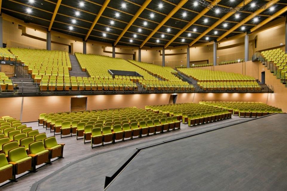 Palangos koncertų salė (Leono Garbačiausko nuotr.)